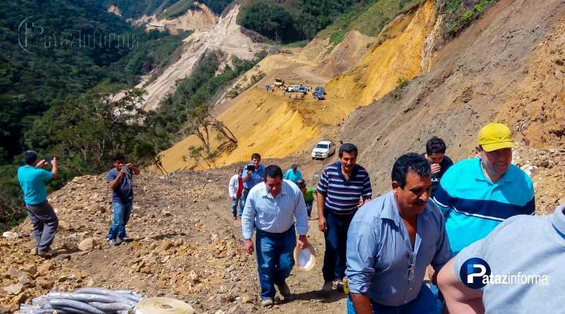 PATAZ | Carretera que nos unirá con Tocache cerca de hacerse realidad