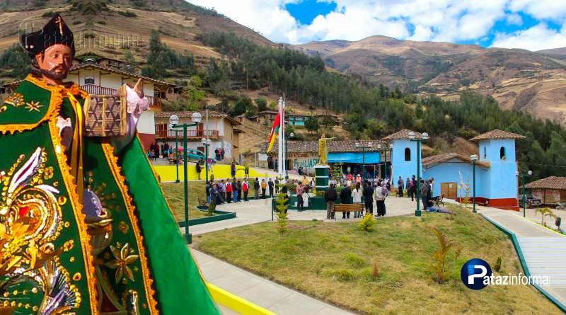TAYABAMBA   Huancas celebrará su fiesta en homenaje a San Cayetano
