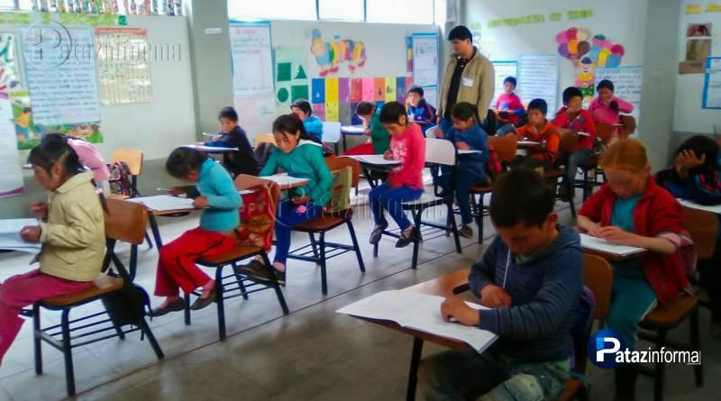 PATAZ | Reanudan clases de forma parcial en ciertos distritos patacinos