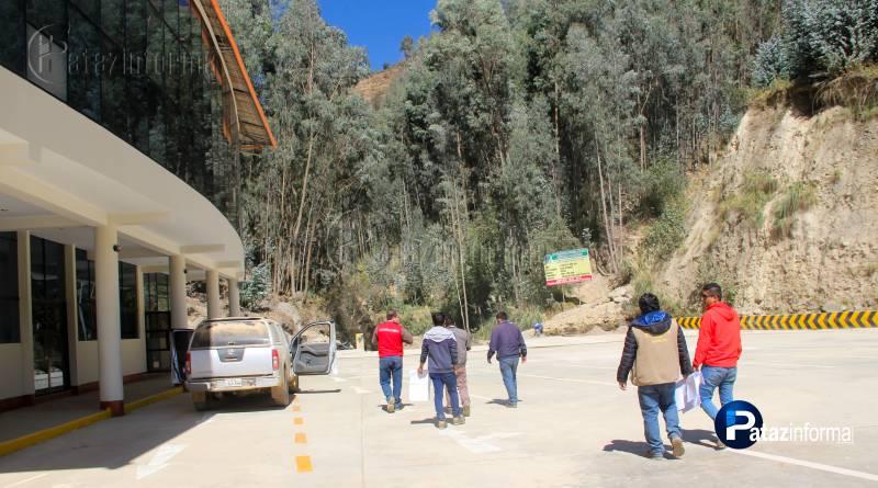 PATAZ | Contraloría llegó a Tayabamba y Challas por obras cuestionadas