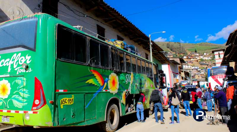TAYABAMBA | Picaflor Tours cubrirá la ruta Nuevo Chimbote – Taurija