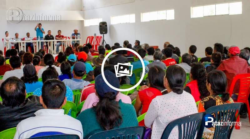 HUAYLILLAS | Comuna rindió cuentas entre aplausos y cuestionamientos