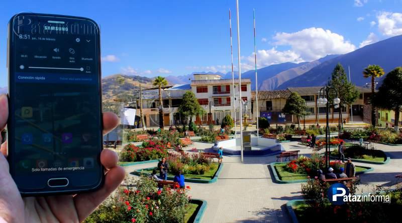PATAZ   Más de 40 horas sin señal CLARO en Tayabamba y otros distritos