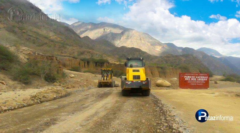LA LIBERTAD | Aprueban el reinicio de trabajos vía Chagual – Pataz