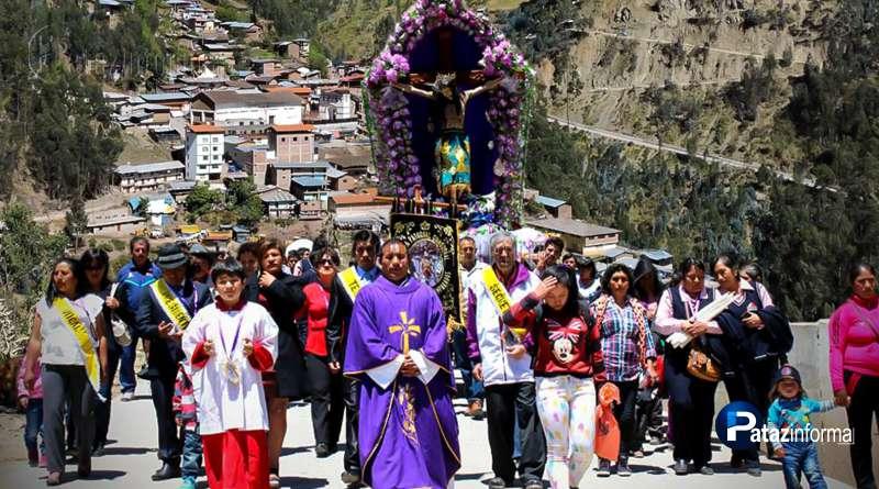 PARCOY | Pueblo católico celebrará fiesta al Señor de los Desamparados