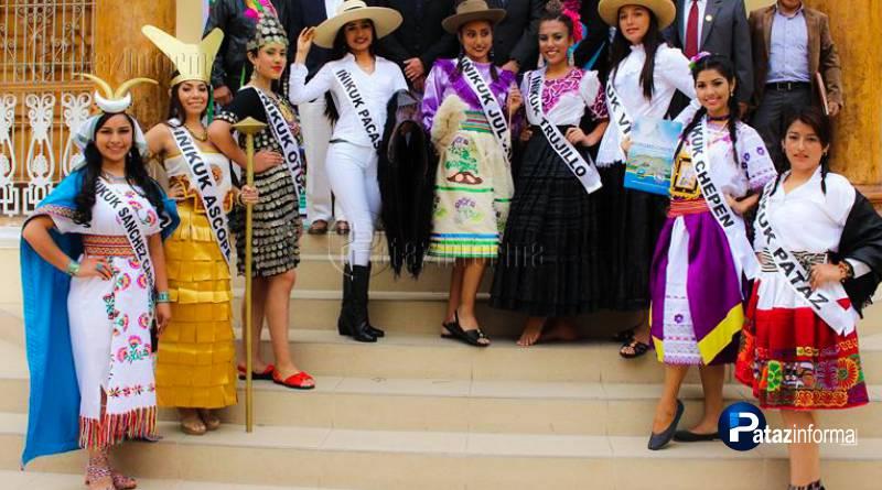 PATAZ | Hija patacina busca coronarse como embajadora del turismo