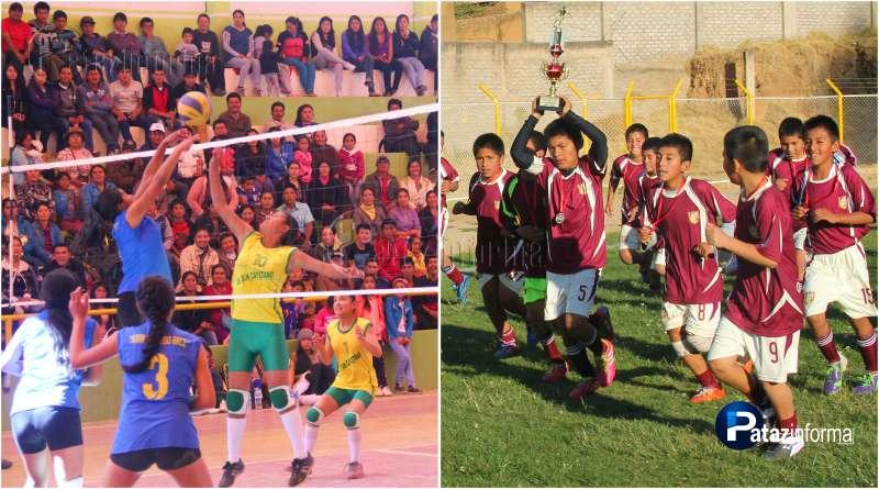 PATAZ | I.E. de Tayabamba y Huancas jugarán etapa regional sub 12