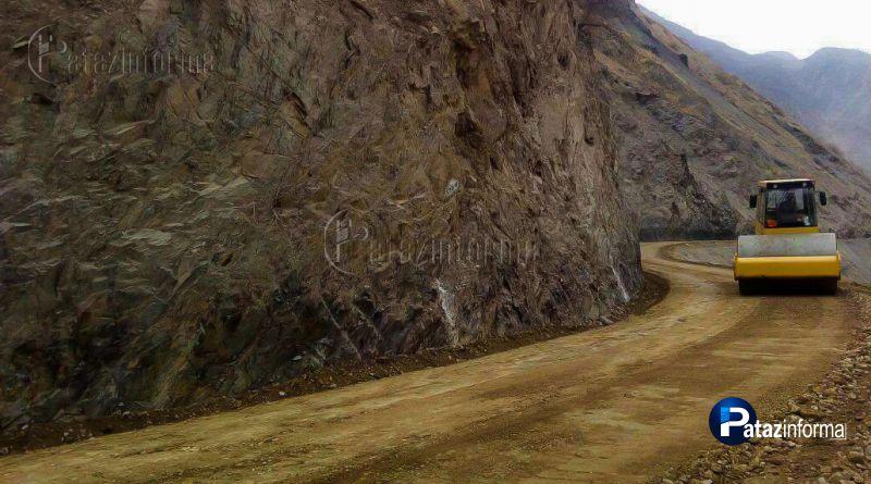 PATAZ | Mantenimiento de carretera Chagual – Pataz fue suspendido