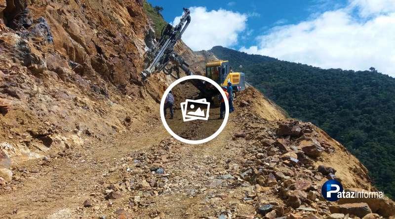 PATAZINFORMA | Más de 11 millones para carretera Tocache – Pataz