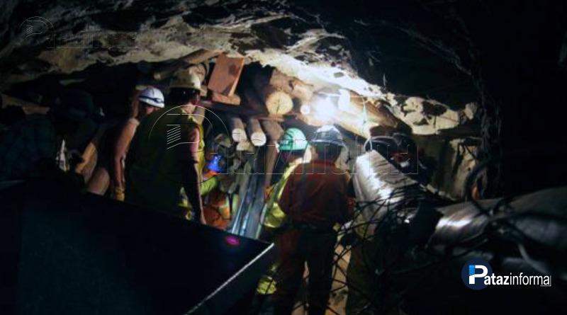 PARCOY | Mineros mueren asfixiados en mina artesanal Fernandini