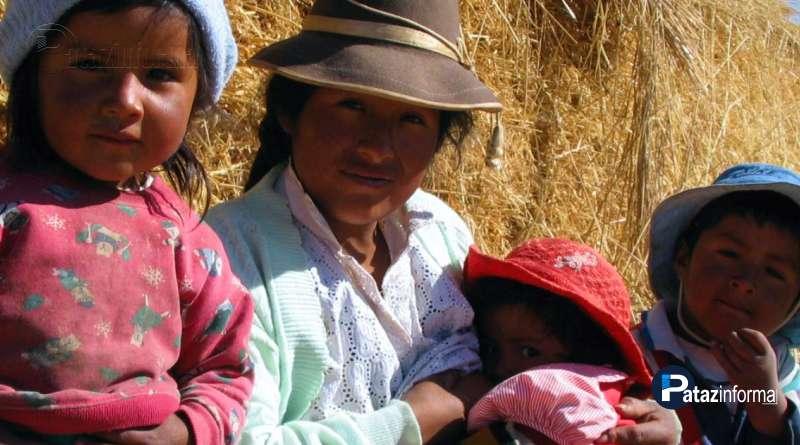PATAZ | Provincia encabeza con el 80% ranking de niños con anemia