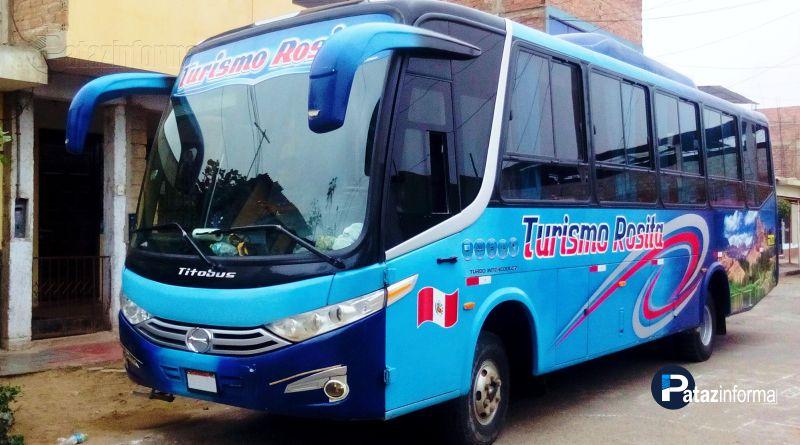 PARCOY | Empresa brinda servicio directo de Llacuabamba a Trujillo