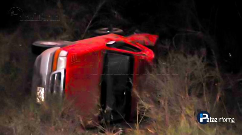 PATAZ | Trágico accidente de tránsito en la ruta hacia Huamachuco