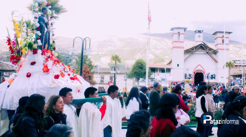 TAYABAMBA | Continúa la celebración de fiesta a San Martín 2017