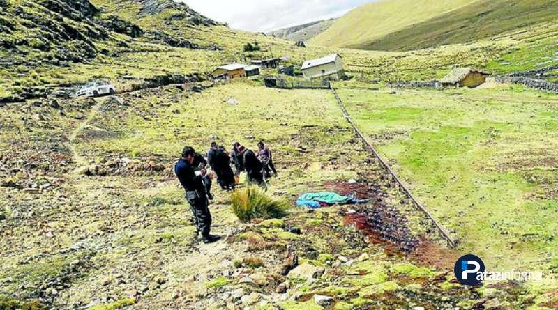 PATAZ | Minero fallece al caer a una pendiente en sierra liberteña