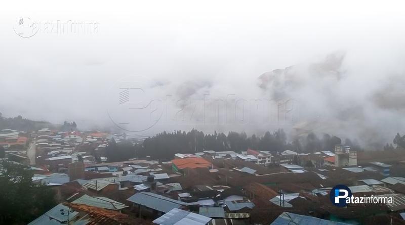 LA LIBERTAD | Anuncian lluvias intensas en Pataz y otras provincias