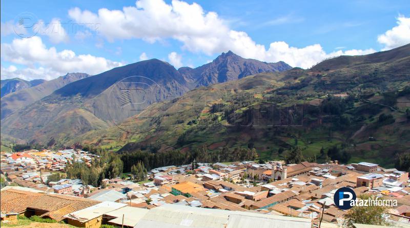 TAYABAMBA | 122 aniversario de la capital de la provincia de Pataz