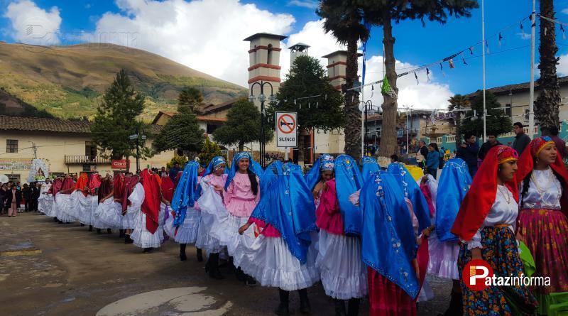 TAYABAMBA | Con albazo inicia hoy fiesta a la Virgen de la Puerta