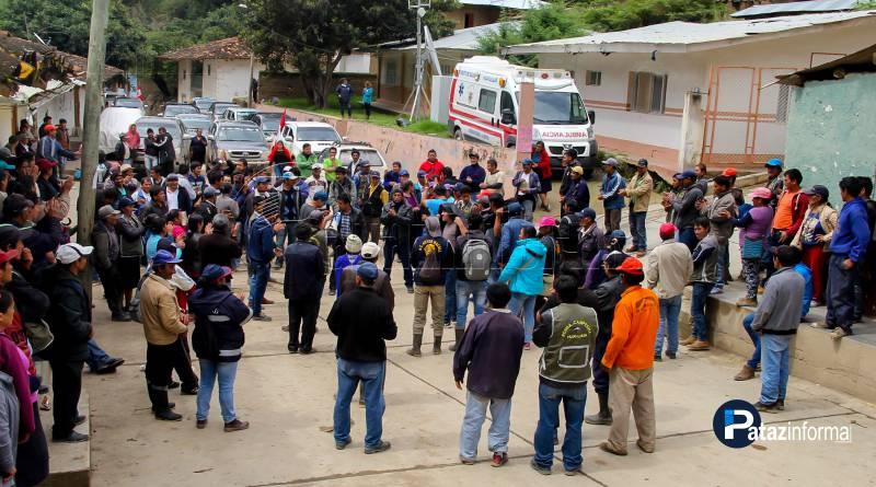 HUAYLILLAS | Población salió victoriosa tras lucha contra CARAVELÍ