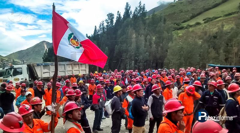 PARCOY | Sindicato de mineros MARSA convoca a huelga indefinida