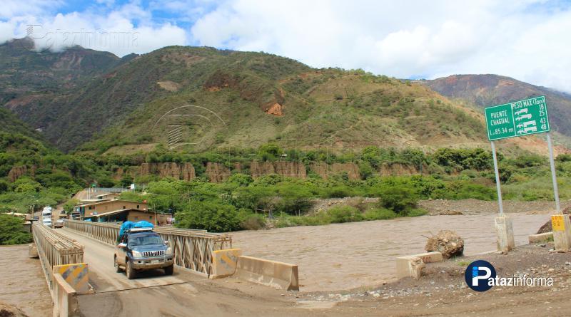 PATAZ | Este lunes cierran pase vehicular en la ruta Chagual – Pataz