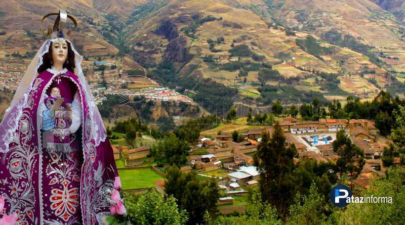 TAYABAMBA | Histórico Collay inicia fiesta a Virgen de la Candelaria