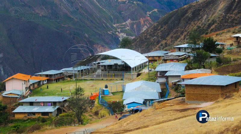 PIAS | Puesto de Salud para cientos de pobladores en Quichibamba