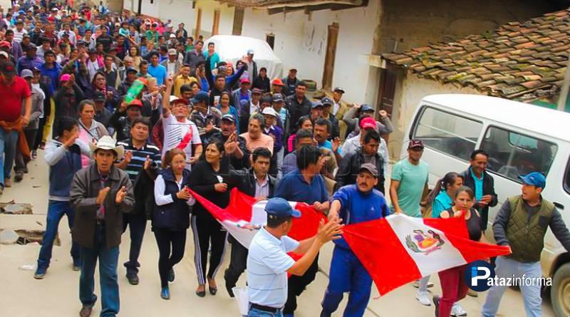 HUAYLILLAS | 14 pobladores denunciados por empresa Caravelí SAC
