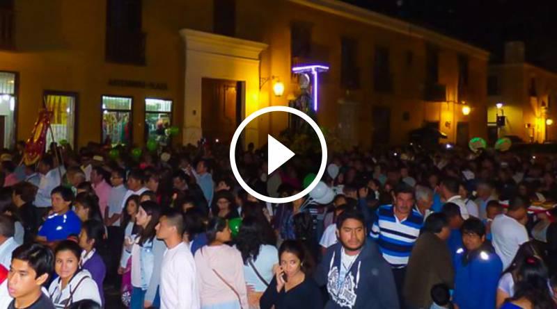 TAYABAMBA | Santo Toribio y su entrada triunfal a basílica trujillana
