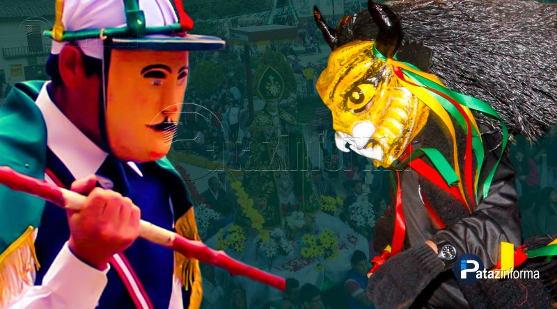 TAYABAMBA | Los Huaris y Diablos junto a Santo Toribio en Trujillo