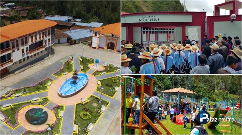 PIAS | Inauguran y ponen al servicio de la población tres proyectos