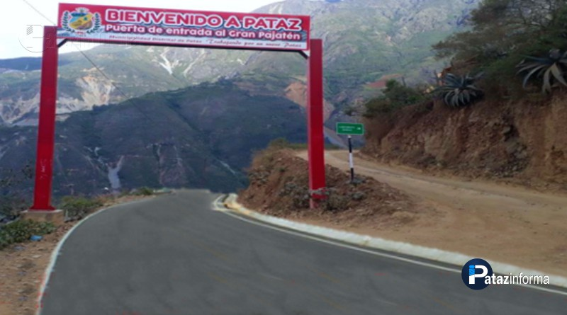 PATAZ | Pronto negro asfalto recubrirá la carretera Chagual – Pataz