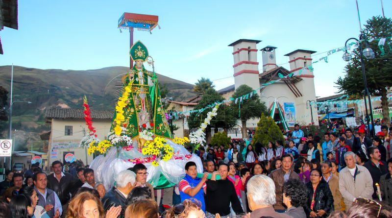 TAYABAMBA | Santo Toribio a Chimbote y Trujillo por la visita Papal