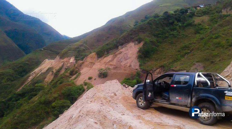 ONGÓN | Inaugurarán con bombos y platillos vía de acceso a Ongón