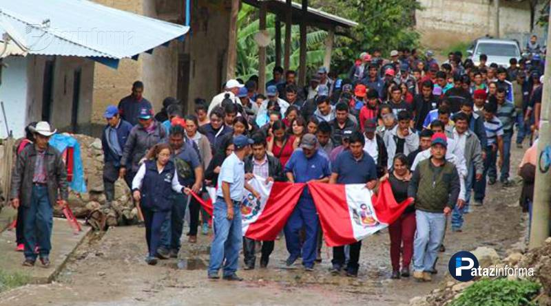 HUAYLILLAS | Pobladores iniciaron paro indefinido contra Caravelí