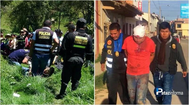 LA LIBERTAD | Dueño de grifo se enfrenta a delincuentes en el ande