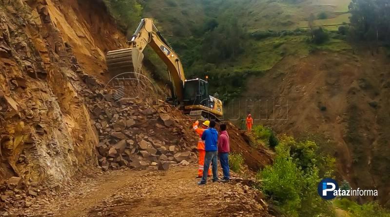 CHALLAS | PROVÍAS visitará a evaluar ensanche Pariamarca – Challas