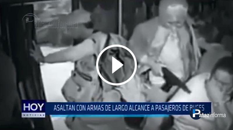 LA LIBERTAD | Tras asalto en Tanguche,  policías serán sancionados