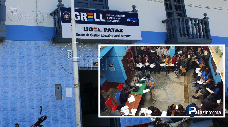 TAYABAMBA | 18 profesores involucrados con documentos falsos