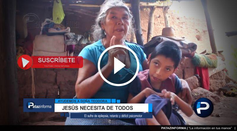 LA LIBERTAD | Ayúdanos a ayudar, niño José Vidal necesita de todos