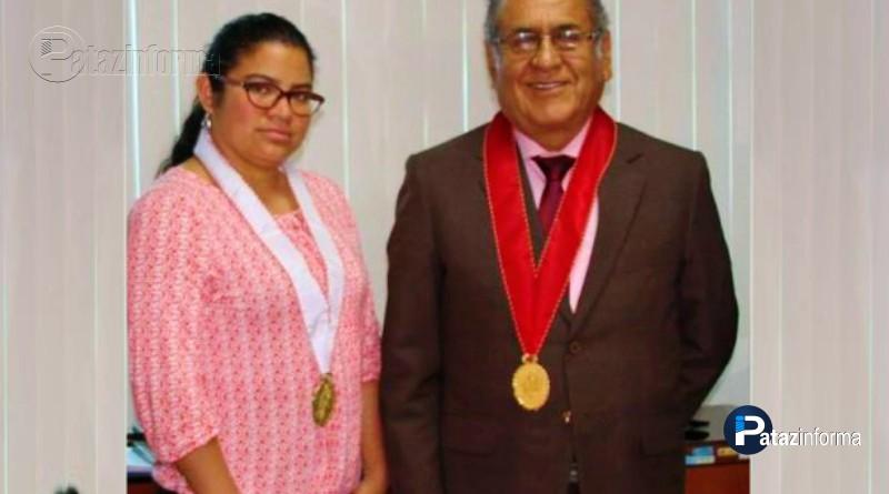 PATAZ | Concluyen designación de Fabiola como Fiscal Provincial
