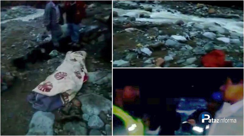 PARCOY | Cuerpo de poblador de Lúcumas fue encontrado en el río