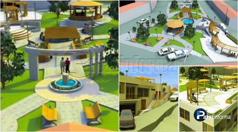 TAURIJA | Pueblo taurijano contará con una moderna plaza de armas