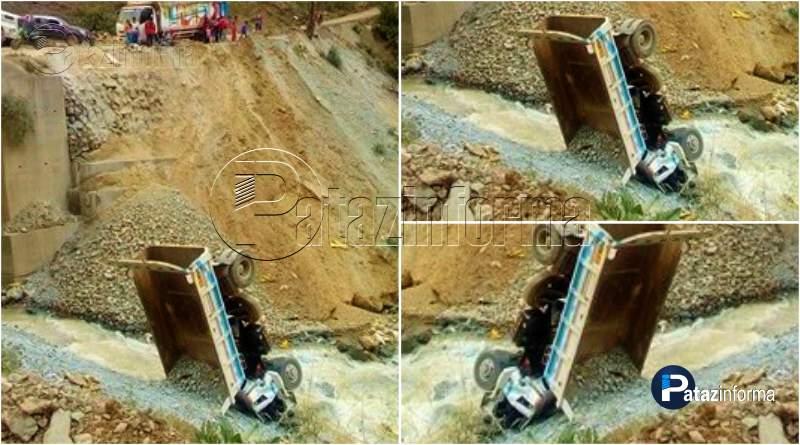 accidente-transito-parcoy-volquete-despisto-hasta-liro-puente-soledad