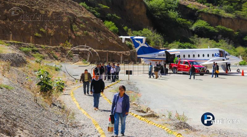 PIAS | Aeroprop anuncia vuelos comerciales Trujillo – Piás – Trujillo
