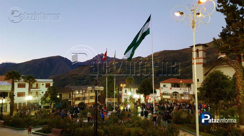 TAYABAMBA | Izan gallardetes de fiesta en honor a Santo Toribio
