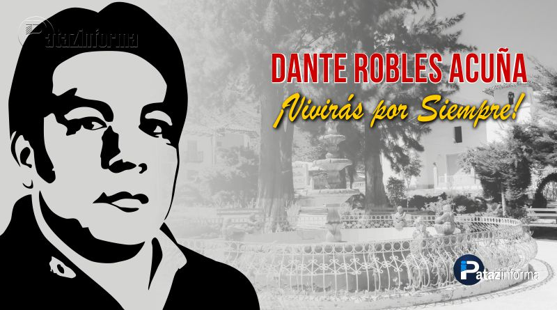 HUAYLILLAS | Hace un año que Dante Robles partió a la eternidad