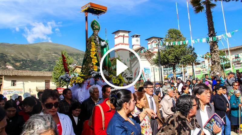 TAYABAMBA | Invitan a fiesta Santo Toribio con spot promocional