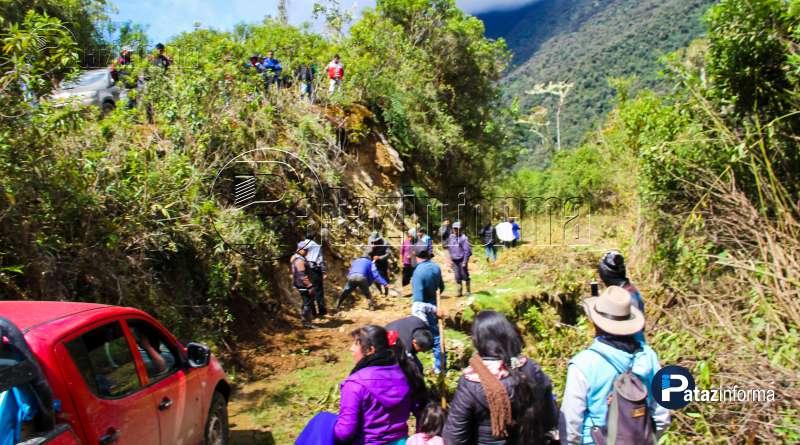 PATAZ | Construirán puente y vía que unirá Tayabamba con Tocache