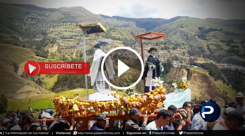 TAYABAMBA | Así viven devotos el tradicional peregrinaje a Pegoy